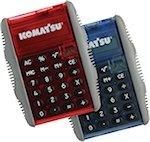Kinetic Translucent Calculators